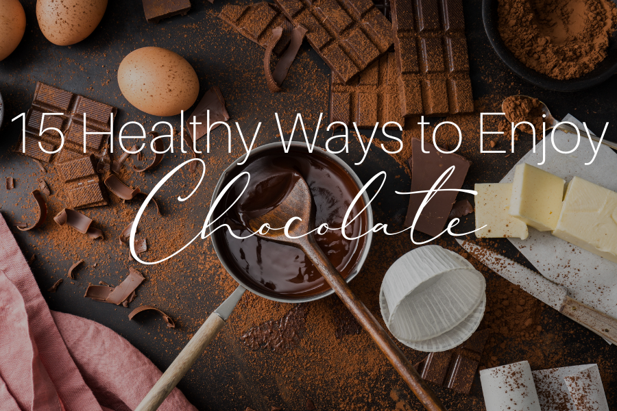 15 Healthy Ways to Enjoy Chocolate