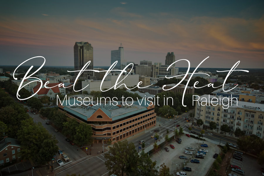 Beat the Heat: Museums to Visit in Raleigh